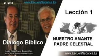 Dialogo Bíblico | Lunes 30 de junio 2014 | Revelado por el Hijo | Escuela Sabática
