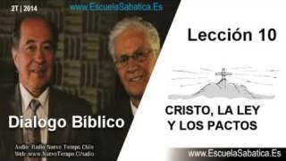 Dialogo Bíblico | Miércoles 4 de junio 2014 | El Pacto y el Evangelio (Heb. 9:15-22) | Escuela Sabát