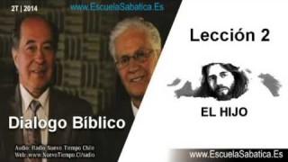 Dialogo Bíblico | Martes 8 de julio 2014 | La naturaleza Divina de Cristo: Parte 1