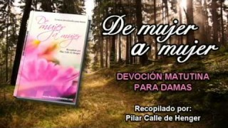Jueves 31 de julio | Devoción Matutina para Mujeres 2014 | Eres de gran estima