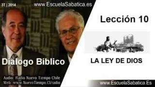 Dialogo Bíblic | Jueves 4 de septiembre 2014 | Jesús y la Esencia de la Ley | Escuela Sabática