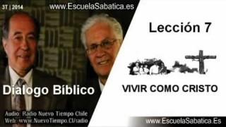 Dialogo Bíblico | Lunes 11 de agosto 2014 | Ama a tu prójimo | Escuela Sabática
