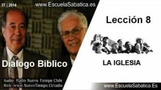 Dialogo Bíblico | Martes 19 de agosto 2014 | La provisión de Cristo para la unidad | E. Sabática