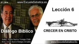 Dialogo Bíblico | Martes 5 de agosto 2014 | Permanecer en Cristo | Escuela Sabática