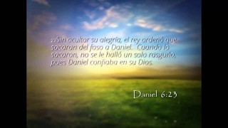 Reavivados por su Palabra – 20/08/2014 – Daniel 6