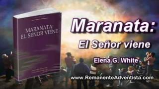8 de septiembre | Maranata: El Señor viene | Breve tiempo de paz