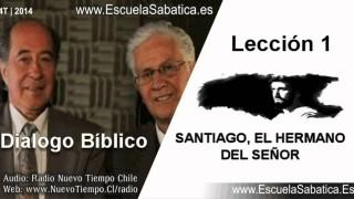 Dialogo Bíblico | Domingo 28 de septiembre 2014 | Santiago, el hermano del Señor | Escuela Sabática