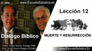 Dialogo Bíblico | Jueves 18 de septiembre 2014 | Jesús conquistó la muerte | Escuela Sabática