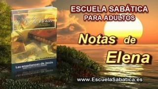 Notas de Elena | Domingo 21 de septiembre 2014 | La promesa | Escuela Sabática
