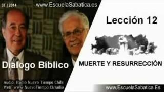 Resumen Dialogo Bíblico | Lección 12 | Muerte y Resurrección | Escuela Sabática