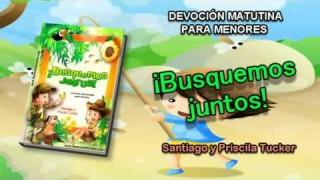 Video   Martes 16 de septiembre   Devoción Matutina para Menores 2014   ¡Alza la cabeza!