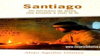 Capítulo 1 | Libro Complementario | Santiago, ¿«hermano» o «siervo» de Jesús? | Escuela Sabática Cuarto trimestre 2014