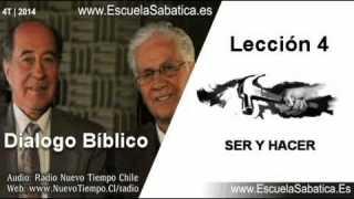 Dialogo Bíblico | Jueves 23 de octubre 2014 | Diferentes del mundo | Escuela Sabática