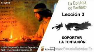 Lección 3 | Domingo 12 de octubre 2014 | La raíz de la tentación | Escuela Sabática