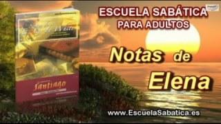 Notas de Elena | Miércoles 22 de octubre 2014 | ¿Útiles o inútiles? | Escuela Sabática
