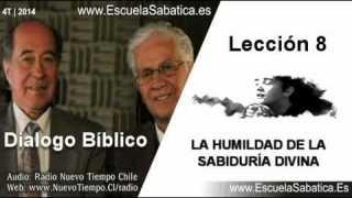 Dialogo Bíblico | Jueves 20 de noviembre 2014 | Sumisión a Dios | Escuela Sabática