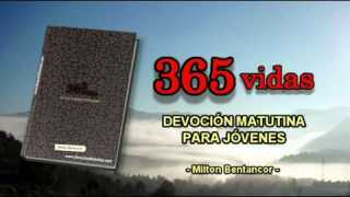 Video | Sábado 29 de noviembre | Devoción Matutina para Jóvenes 2014 | El ciego de Betsaida