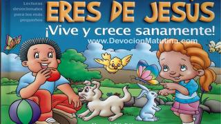 Jueves 1 de enero 2015 | Devoción Matutina para niños Pequeños 2015 | Eres de Jesús