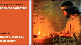 Bosquejo Lección 12 | Oración, sanidad y restauración | 4º Trim/2014 | Escuela Sabática