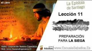 Lección 11 | Jueves 11 de diciembre 2014 | transparente como la luz del sol | Escuela Sabática