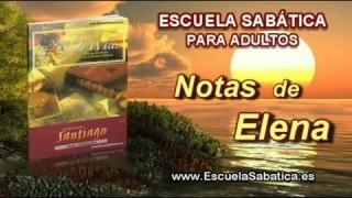 Notas de Elena | Jueves 25 de diciembre 2014 | La culminación del evangelio | E. Sabática