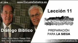 Resumen Dialogo Bíblico | Lección 11 | Preparación para la siega | Escuela Sabática