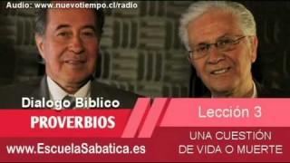 Dialogo Bíblico | Lunes 12 de enero 2015 | Luz y vida | Escuela Sabática 2015