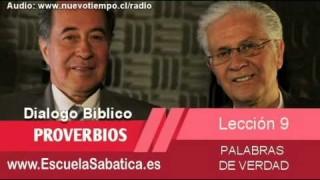 Dialogo Bíblico | Lunes 23 de febrero | Robar al pobre | Escuela Sabática