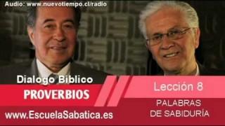 Resumen | Dialogo Bíblico | Lección 8 | Palabras de sabiduría | Escuela Sabática