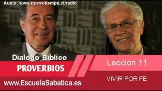 Resumen | Dialogo Bíblico | Lección 11 | Vivir por fe | Escuela Sabática
