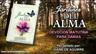 Viernes 22 de mayo 2015 | Devoción Matutina Mujeres 2015 | Sanidad emocional, por la gracia de Dios