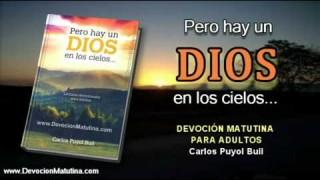 Viernes 8 de mayo 2015 | Devoción Matutina para Adultos 2015 | El niño no despierta