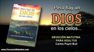 Sábado 3 de octubre 2015 | Devoción Matutina para Adultos 2015 | Las lágrimas de Atocha