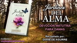 Miércoles 18 de noviembre 2015 | Devoción Matutina para Mujeres 2015 | Del valle de sombra de muerte, a un bosque florec