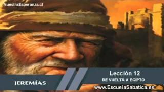 Lección 12 | Miércoles 16 de diciembre 2015 | Llevados al exilio | Escuela Sabática