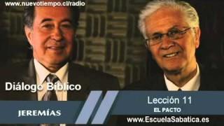 Resumen | Diálogo Bíblico | Lección 11 | El Pacto | Escuela Sabática