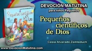 Martes 12 de enero 2016 | Devoción Matutina para niños Pequeños 2016 | ¡Cuídalo!