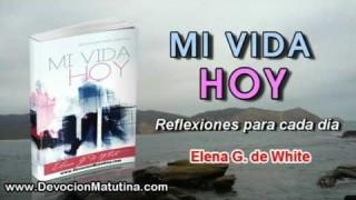 15 de febrero | Mi vida Hoy | Elena G. de White | El fruto del espiritu es amor.