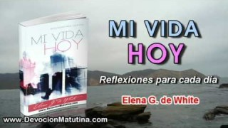 9 de febrero | Mi vida Hoy | Elena G. de White | Alumbra mi entendimiento.