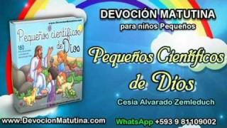 Lunes 22 de febrero 2016 | Devoción Matutina para niños Pequeños 2016 | Unos huevos muy peludos