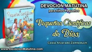 Miércoles 3 de febrero 2016 | Devoción Matutina niños Pequeños 2016 | Una hermosa alfonbra verde