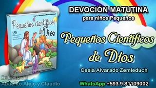 Martes 8 de marzo 2016   Devoción Matutina para niños Pequeños 2016   Bolsitas de estaciones