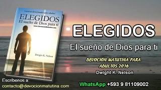 Martes 8 de marzo 2016 | Devoción Matutina para Adultos 2016 | Escribir a Dios