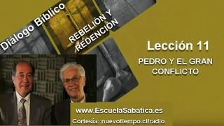 Resumen | Diálogo Bíblico | Lección 11 | Pedro y el gran conflicto | Escuela Sabática