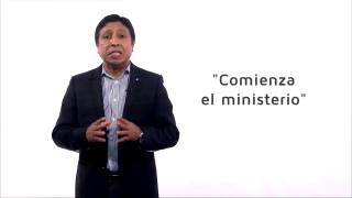 Bosquejo | Lección 2 | Comienza el ministerio | Escuela Sabática | Pr. Edison Choque