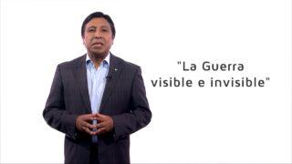 Bosquejo | Lección 5 | La guerra visible e invisible | Escuela Sabática | Pr. Edison Choque