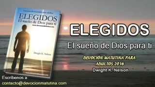 Domingo 1 de mayo 2016 | Devoción Matutina para Adultos 2016 | El undécimo mandamiento