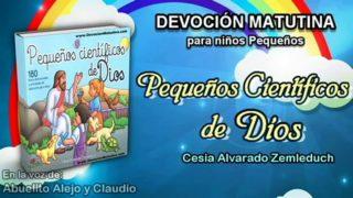 Jueves 28 de abril 2016 | Devoción Matutina para niños Pequeños 2016 | El perezoso