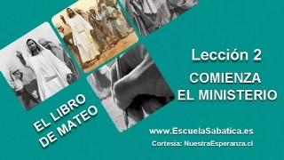 """Lección 2   Domingo 3 de abril 2016   Juan el Bautista y """"La verdad presente""""   Escuela Sabática"""
