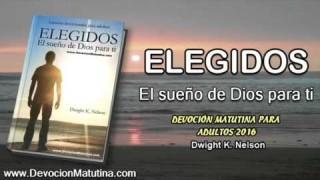 Lunes 11 de abril 2016 | Devoción Matutina para Adultos 2016 | ¿Qué haría Jesús?